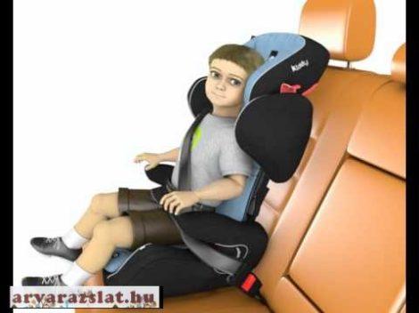 Kiddy Cruiserfix pro gyerekülés autósülés isofixes  használt