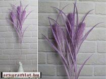 Halvány lila kukorica virág művirág
