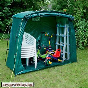 Bicikli tároló sátor új