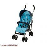 Babycab esernyőbabakocsi  sportbabakocsi max használt  türkiz