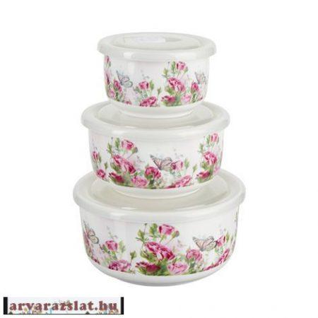 Porcelán edény szett 6 db-os