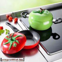 Paradicsom és alma teflon edény szett 2 db