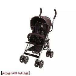 Babycab esernyőbabakocsi  sportbabakocsi max használt  fekete