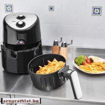 német forrólevegős, sütő fritőz új 1300w h